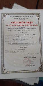 Thủ tục xin giấy phép giết mổ gia súc, gia cầm theo quy định của pháp luật